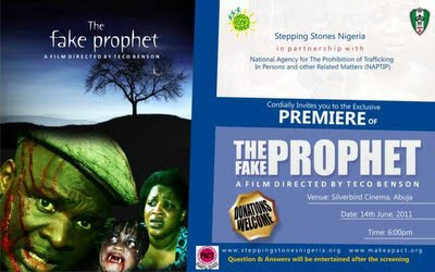 THE FAKE PROPHET