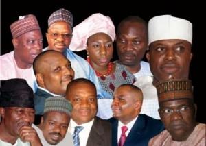 Nigerian looters
