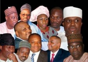 Nigerian-looters
